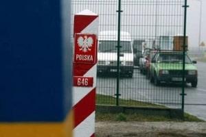 Польша восстановила малое пограничное движение с Украиной