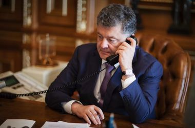 Порошенко «вызывает» Путина на разговор