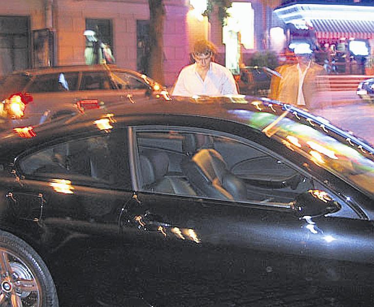 Бандитский Львов: кто такой Богдан Копитко, авто которого взорвали и расстреляли неизвестные (ФОТО)