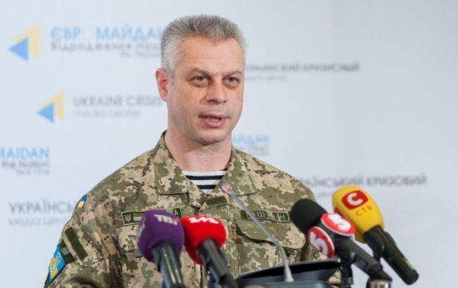 Зона АТО: за сутки погибли 3 украинских военных, 4 ранены