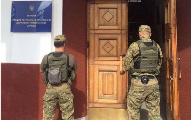 В ГПУ прокомментировали обыски в Госпогранслужбе