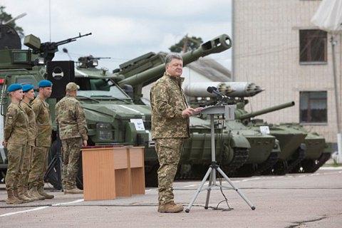 Порошенко заявил о возможности введения военного положения и мобилизации