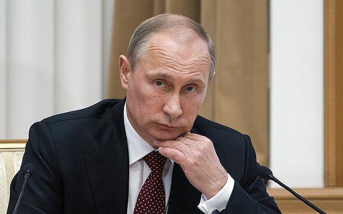 Ботокс неудачно схватился: соцсети обсуждают свежие фото Путина в Крыму