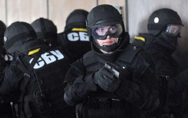 Сегодня СБУ проведет антитеррористические учения в центре Киева
