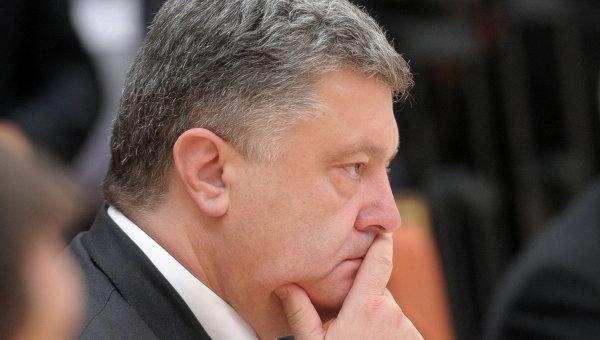 ГПУ вызвала на допрос Порошенко