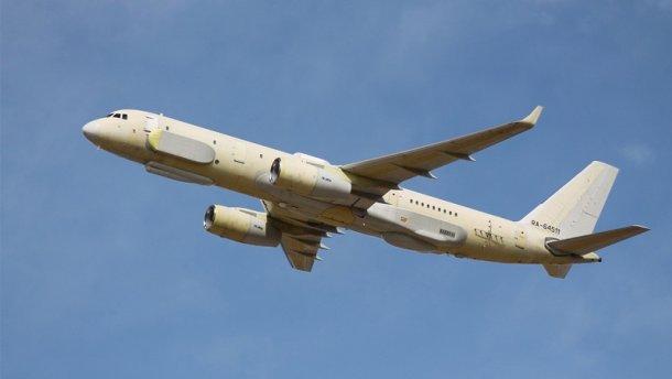 Россия отправила в Сирию новейший самолет разведки
