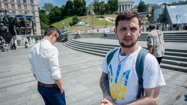 Политзаключенный Афанасьев резко ответил Савченко