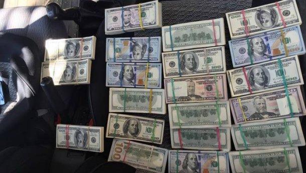 Россиянин незаконно вывел из Украины 16 миллионов долларов