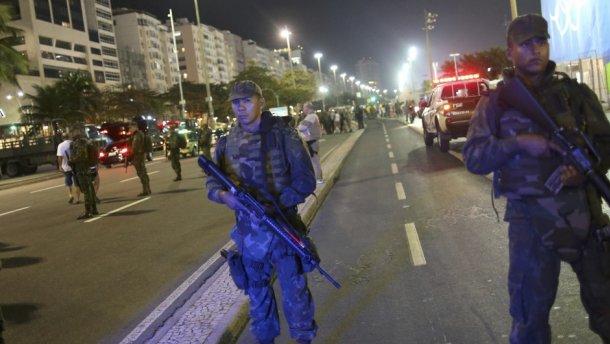 В Рио застрелили двух человек