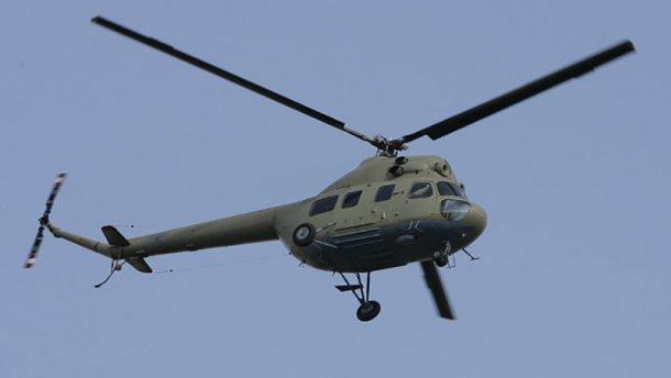 В России разбился вертолет