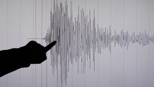 В сети появилось видео землетрясения в Мариуполе