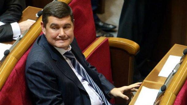 В Латвии арестовали миллионы Онищенко