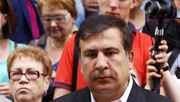 Саакашвили скоро могут уволить