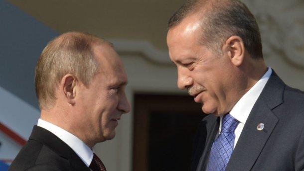 От ненависти до любви один шаг: почему Эрдоган и Путин стали друзьями