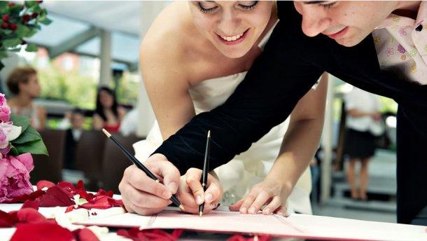 Цена экспресс-брака: в Минюсте рассказали о стоимости новой услуги