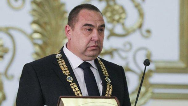 Плотницкий – это марионетка Кремля, который даже «ЛНР» всю не контролирует, – Москаль