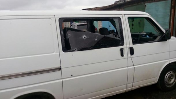Машину известного российского депутата обстреляли на оккупированном Донбассе