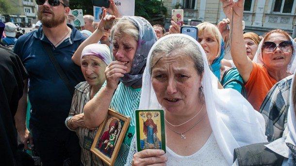 Стало известно, сколько денег Украина потратила на крестный ход УПЦ МП