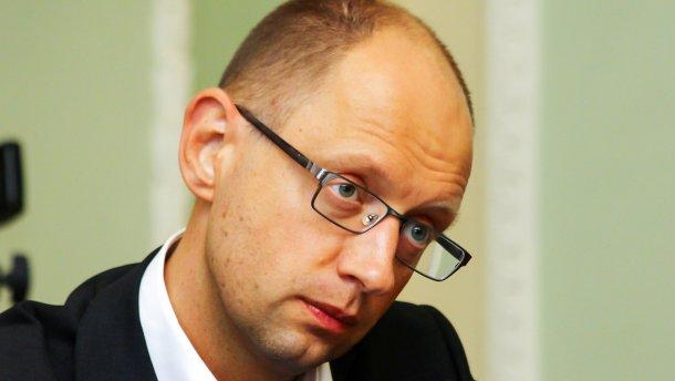 Яценюк назвал свою дату получения безвизового режима с ЕС