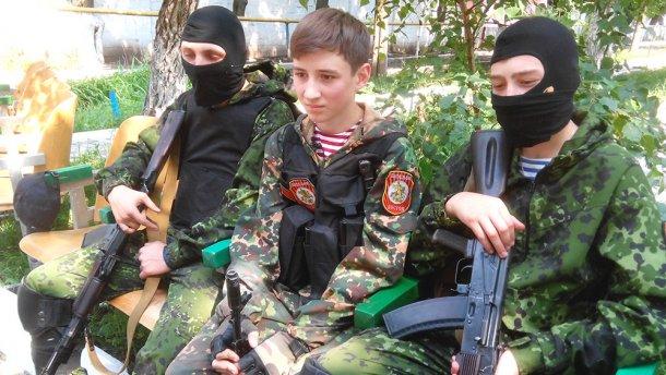 Украинских сирот с оккупированных территорий отправляют на усыновление в Россию