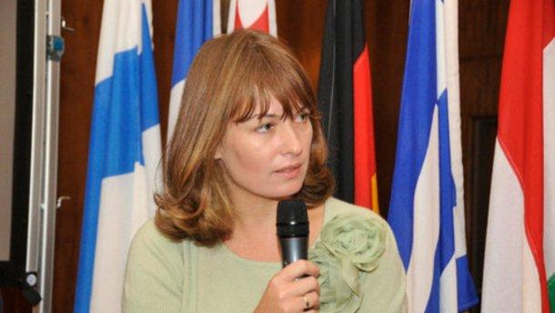 Жена Саакашвили баллотируется в депутаты Грузии