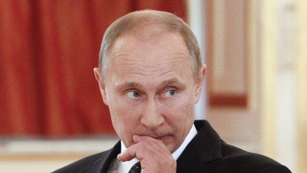 Путин прибыл на оккупированный Крым