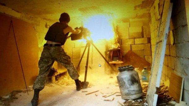 Как «просыпается» война – жуткие фото с «горячего» Широкино
