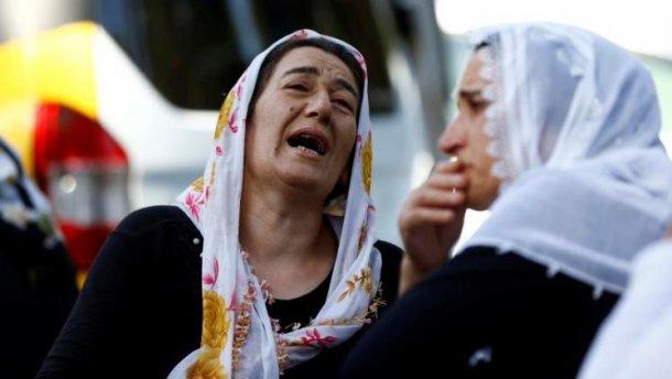 Число жертв теракта на свадьбе в Турции существенно возросло