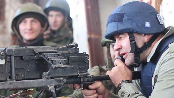 Трофей дня: «пулемет террориста Пореченкова» захватили украинские воины