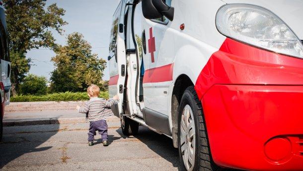 Экскурсионный автобус с 16 детьми попал в страшную аварию