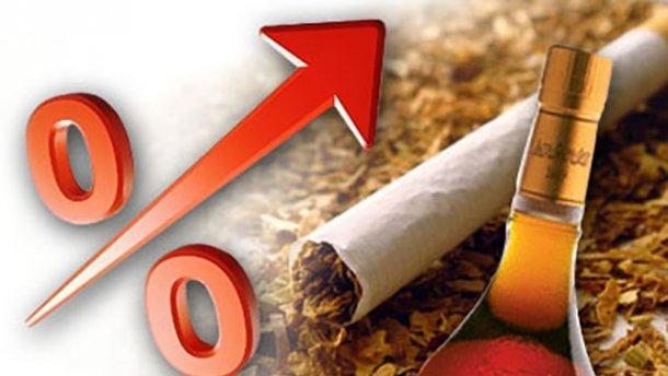 Кабмин таки одобрил повышение акциза на алкоголь и сигареты