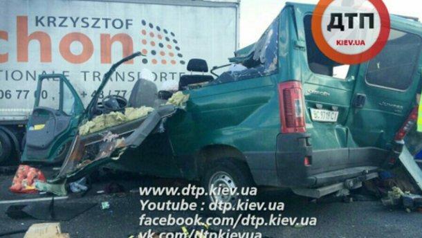 Автобус с украинцами разбился в Польше: есть погибшие