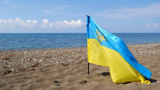 Оккупанты заявили, что флага Украины никогда не будет над Крымом