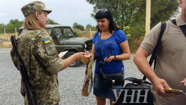 Украинцев в оккупированном Крыму поздравили с Днем Независимости