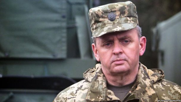 Муженко ответил на циничный «подарок» из Москвы