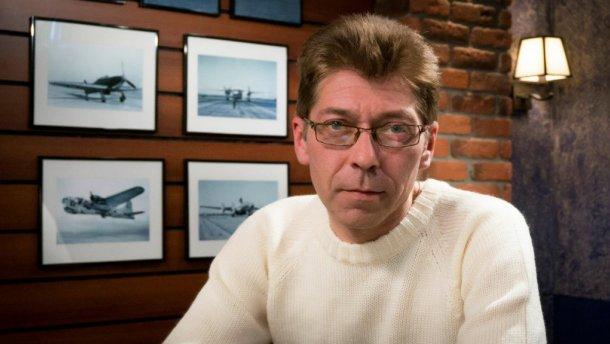 Российский журналист попросил прощения в украинцев