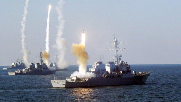 Россию в Черном море будут утолять США и Болгария