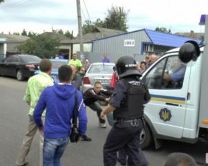Задержали полицейских, которые убили мужчину