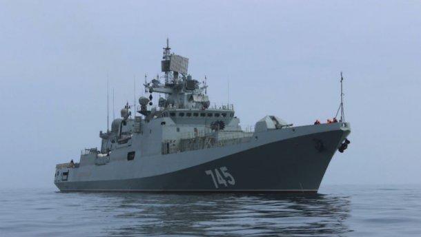 Боевые корабли России внезапно вошли в Черное море