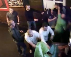 Убийство в ночном клубе задержали копа и трех сообщников
