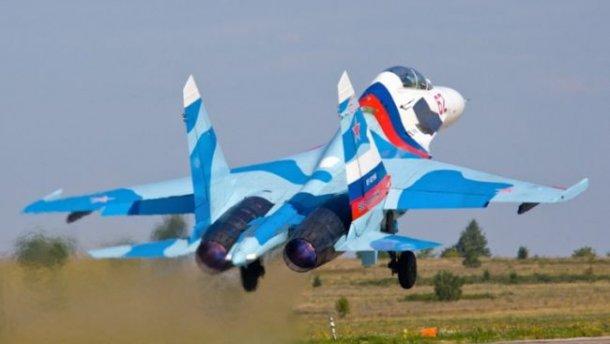 Россия перебросила военную авиацию ближе к границе с Украиной