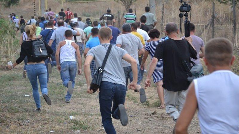 В сети появились шокирующие фото последствий мести за убитого и изнасилованного ребенка в Одесской области