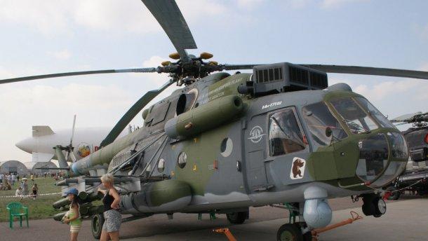 Возле границы с Крымом пограничники зафиксировали полет российского вертолета