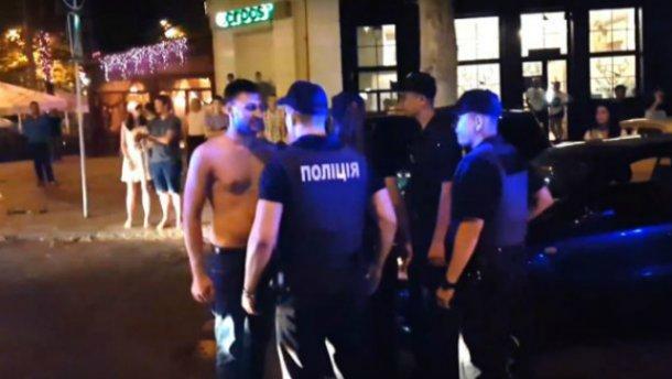 Николаевским дебоширом оказался зять нардепа от БПП