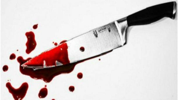 Кровавое убийство произошло возле одной из администраций Киева