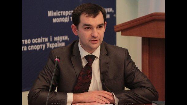 Бывший подчиненный Табачника возглавил секретариат Нацагенства в сфере высшего образования