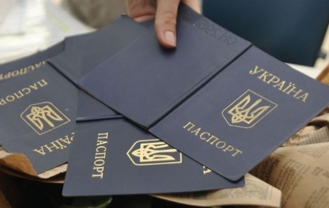 СБУ о схеме незаконного оформления паспортов