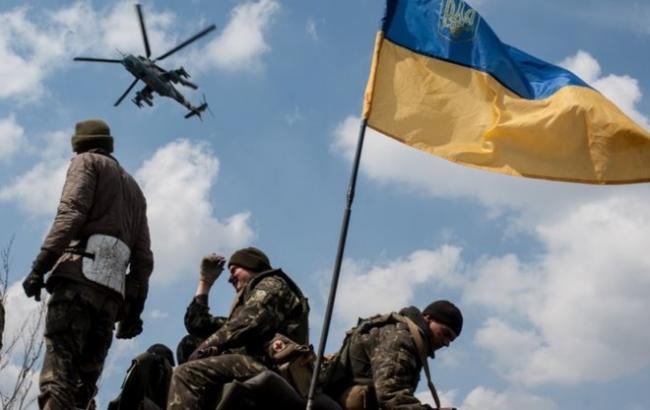 В зоне АТО дважды за сутки зафиксированы попытки ведения воздушной разведки боевиками , — штаб