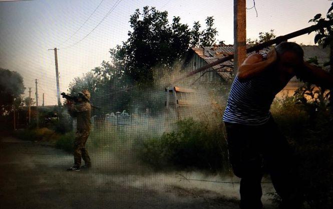 Муженко по итогам поездки в зону АТО: Враг несет значительные потери
