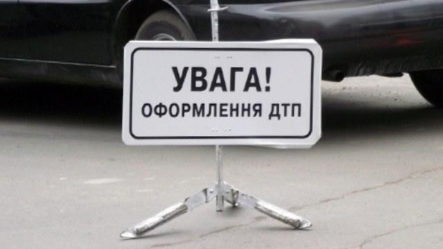 На Львовщине пьяный водитель врезался в микроавтобус